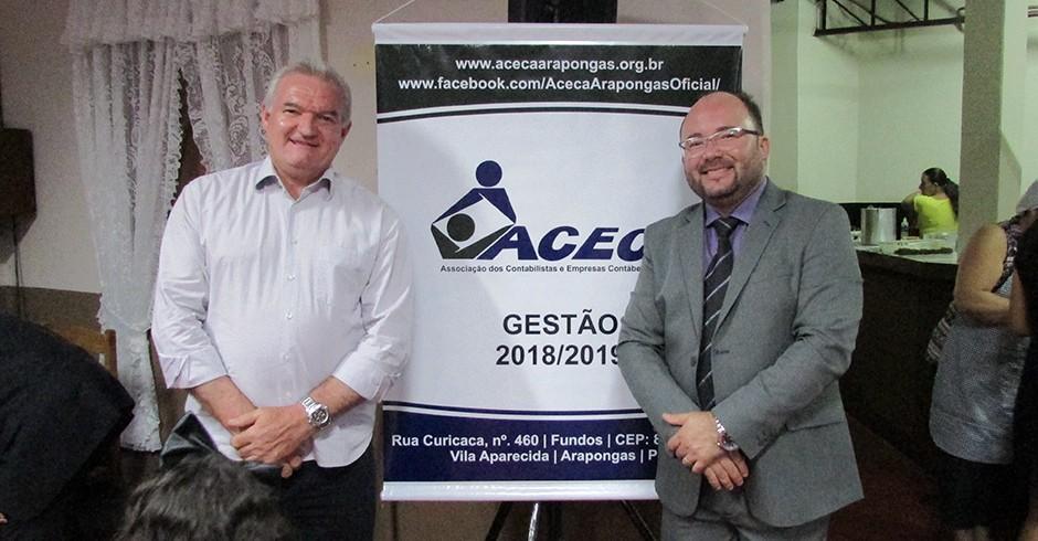 Luiz Bortolloti e Fernando Alves Martins